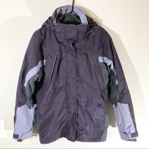 Columbia Woman's Medium Winter Coat With Liner